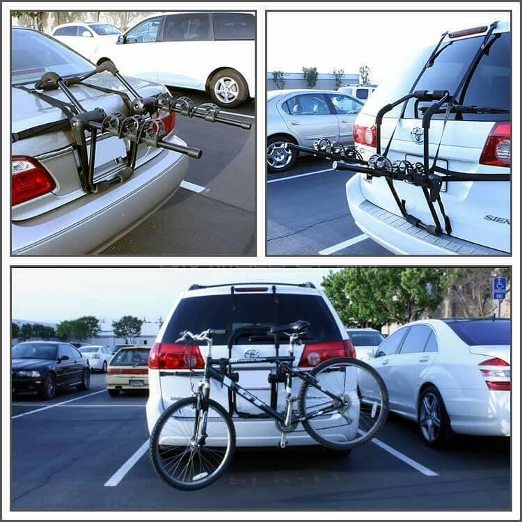 bicycle car reak mound foldable Image-1