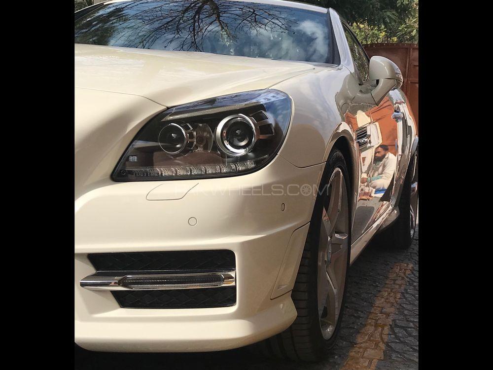 Mercedes Benz SLK Class SLK200 2013 Image-1