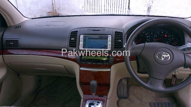 Toyota Allion A18 G PACKAGE LUXURY EDITION 2007 Image-4