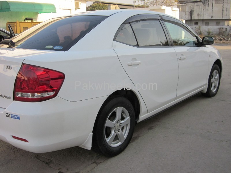 Toyota Allion A18 G PACKAGE LUXURY EDITION 2007 Image-8