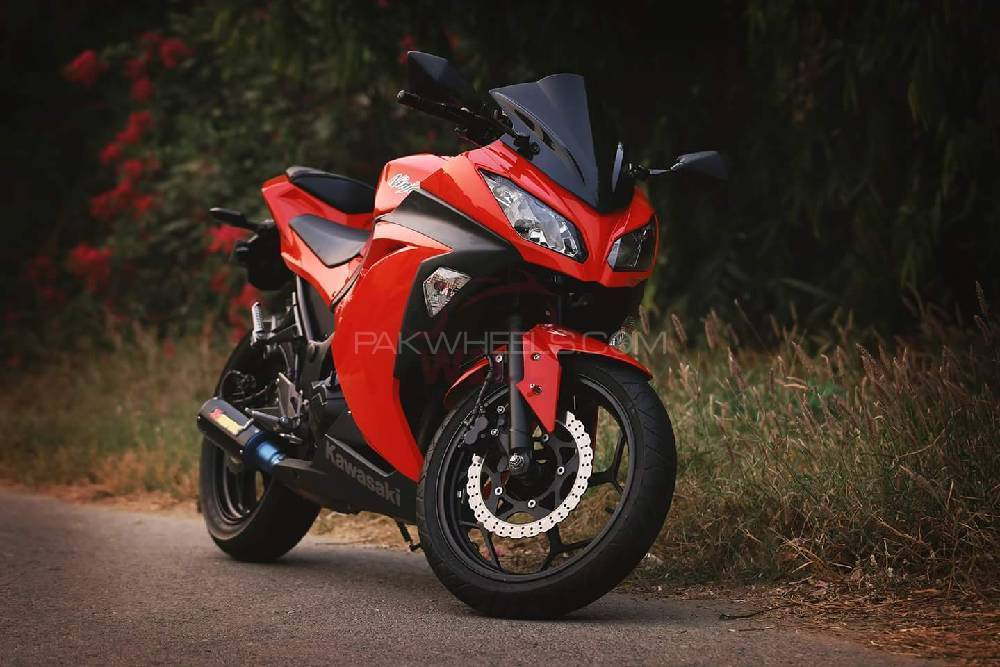 Kawasaki Ninja 250R 2017 Image-1