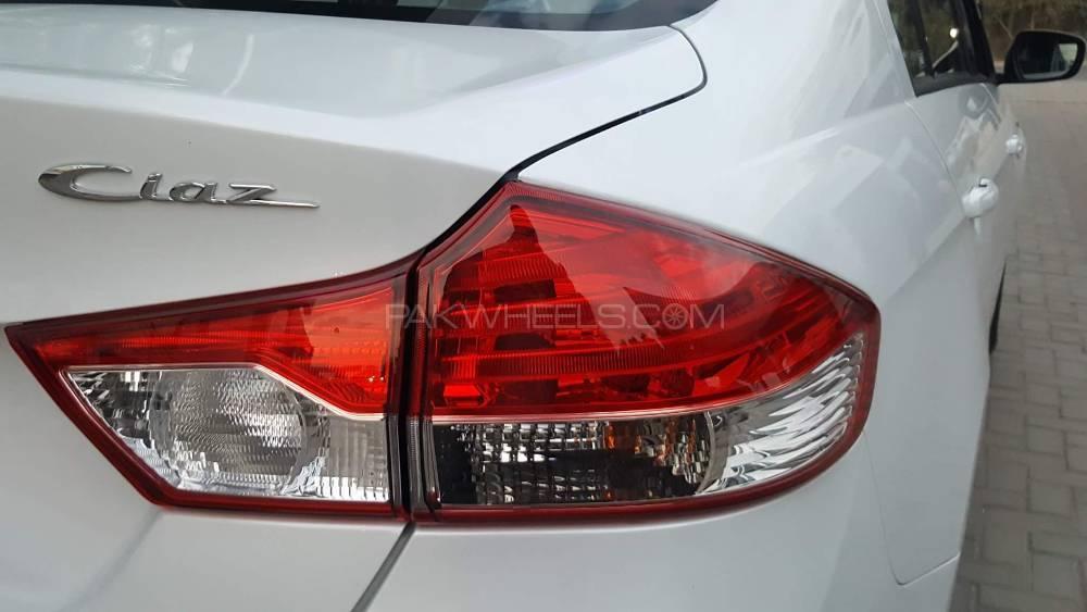 Suzuki Ciaz Manual 2017 Image-1