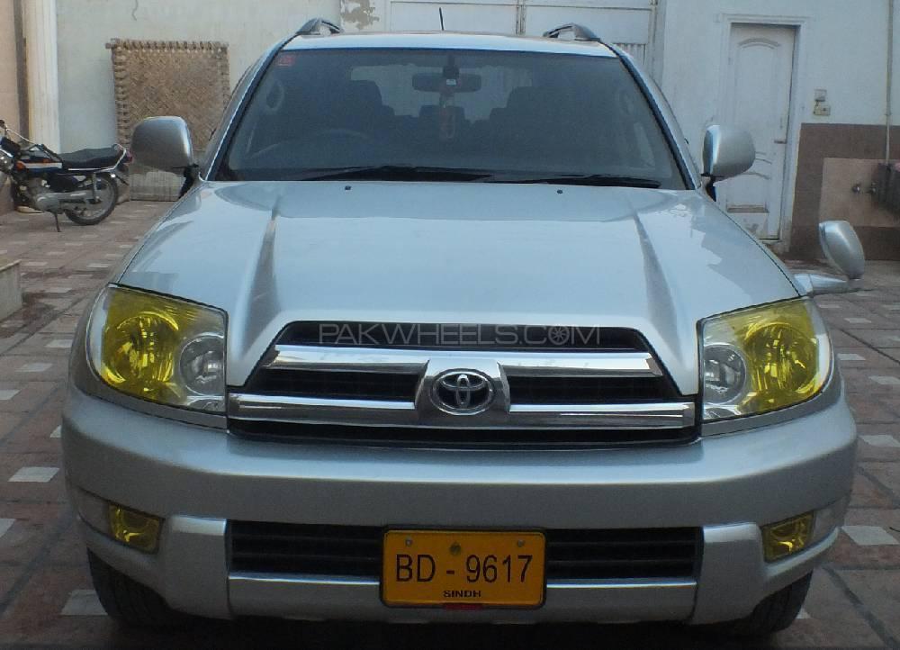 Toyota Surf SSR-G 3.4 2004 Image-1