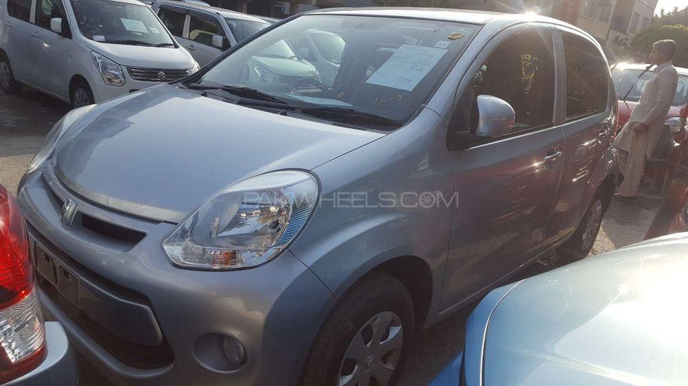 Toyota Passo X 2014 Image-1