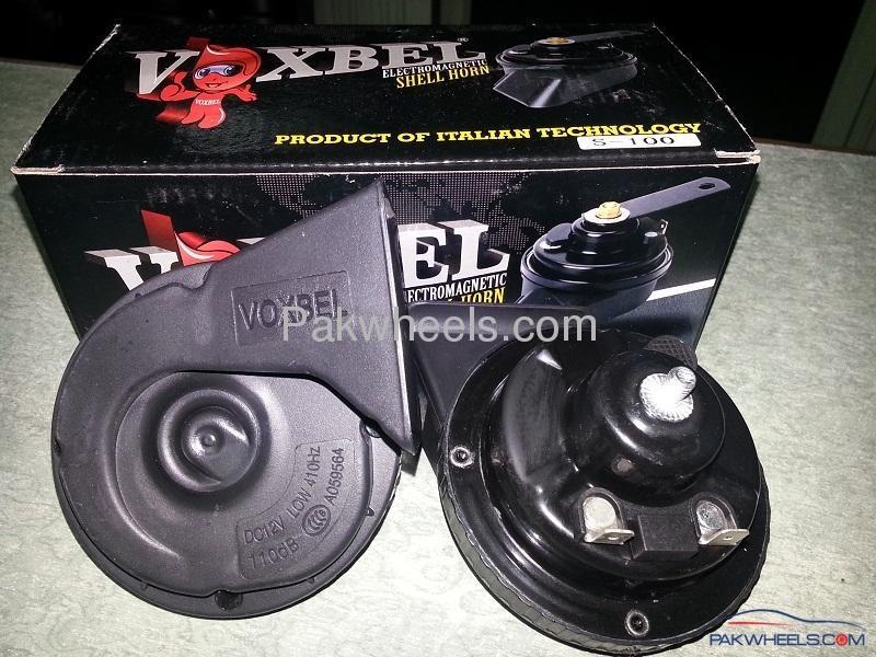 Voxbel italian tech 12v horns Image-1