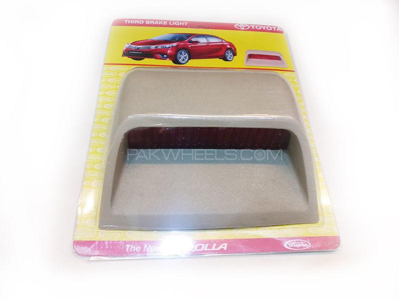Biturbo Corolla 3rd Brake Lamp  Image-1