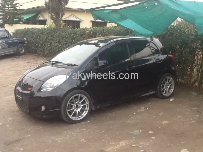 used toyota vitz rs 1 5 2006 car for sale in islamabad   575922