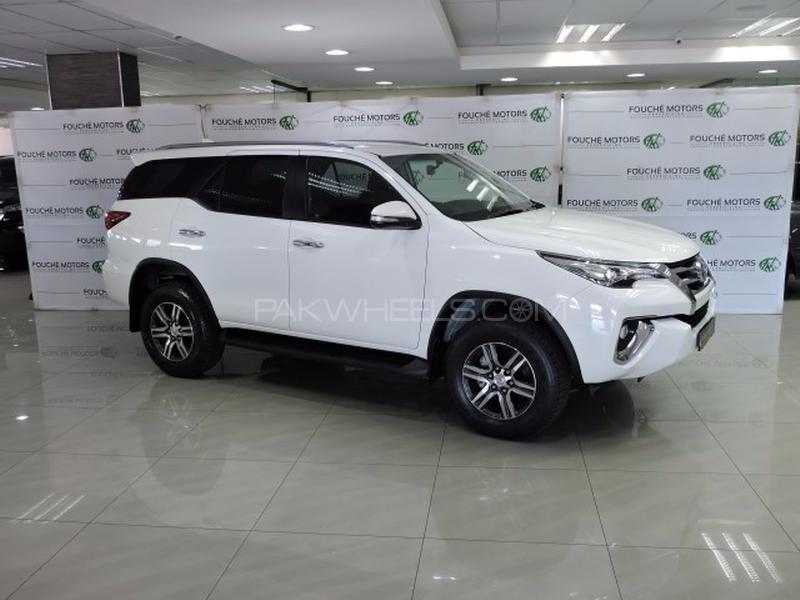 Toyota Fortuner Car Loan