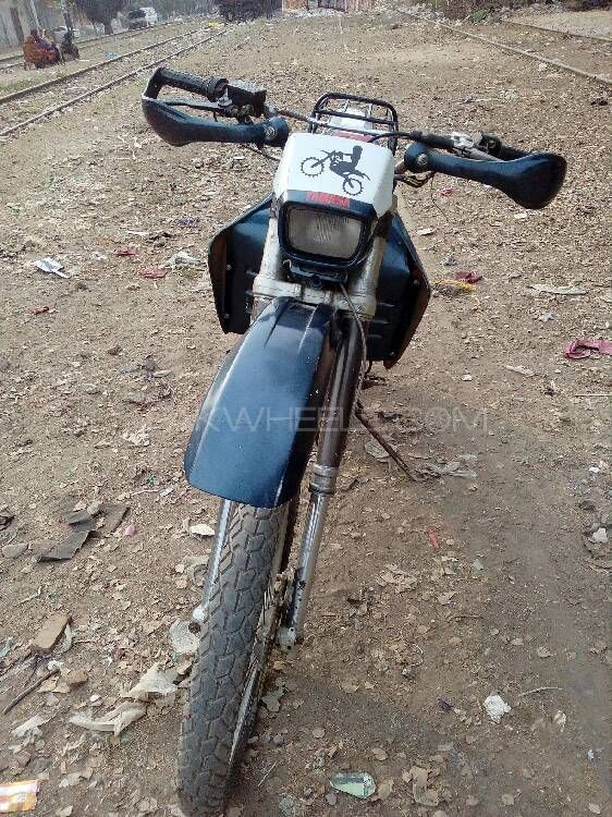 Yamaha XT250 1980 Image-1