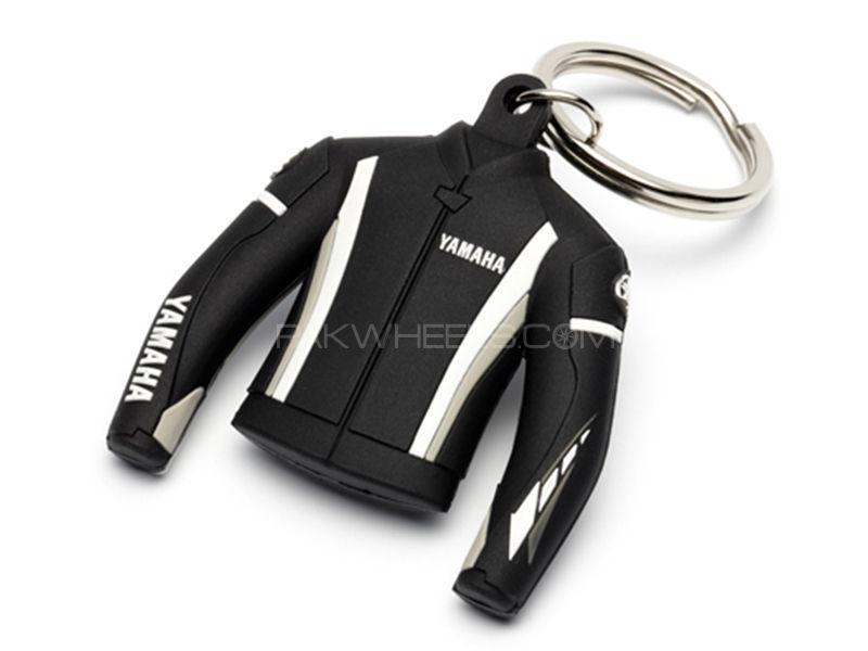 Yamaha Jacket Key Chain Image-1
