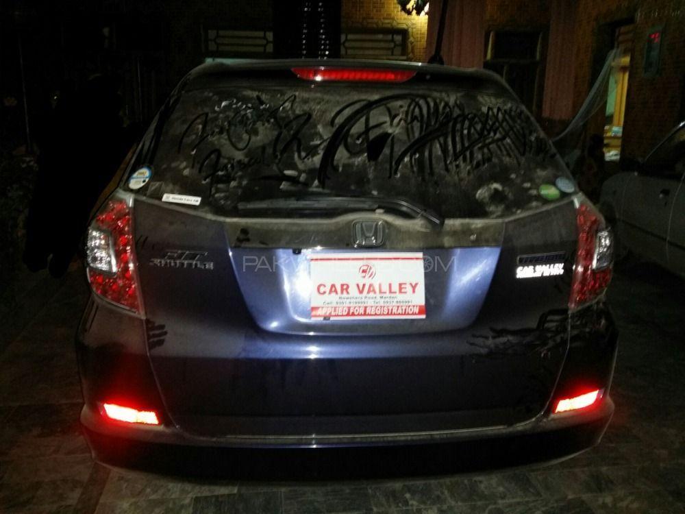 Honda Fit 1.5 Hybrid L Package 2014 Image-1