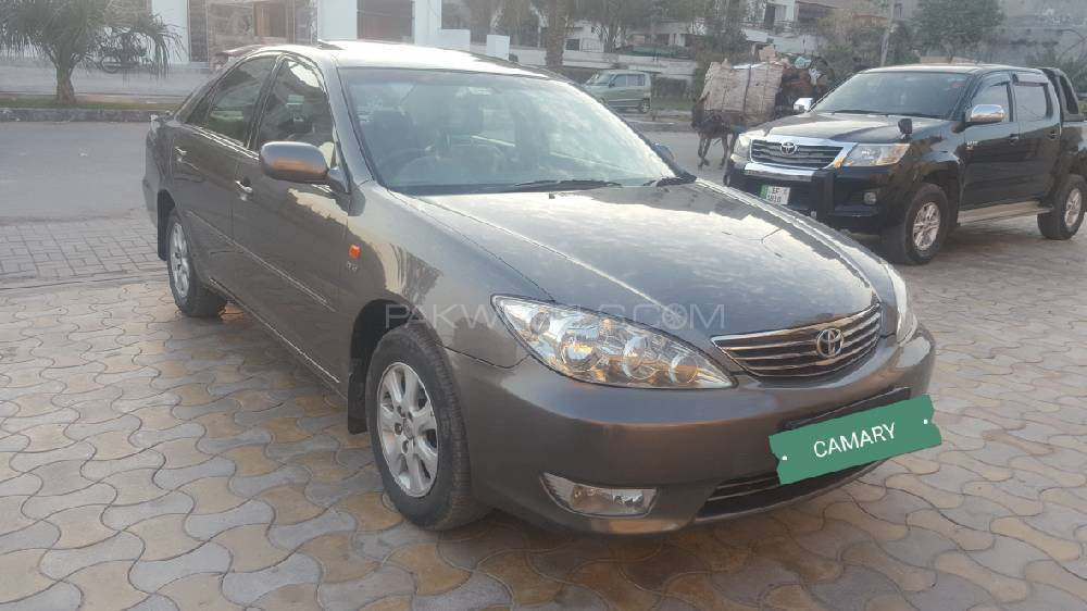 Toyota Camry G LIMITED EDITION 2005 Image-1