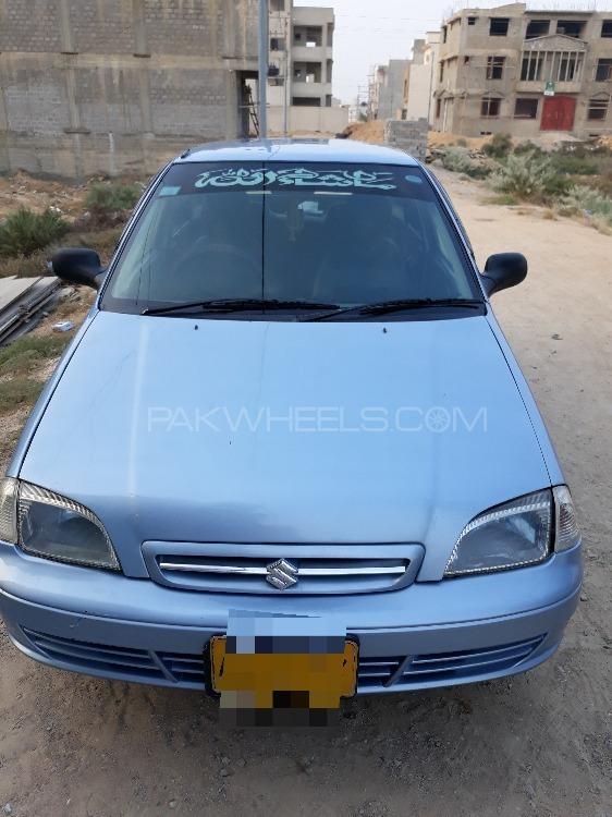 Suzuki Cultus VXL (CNG) 2003 Image-1