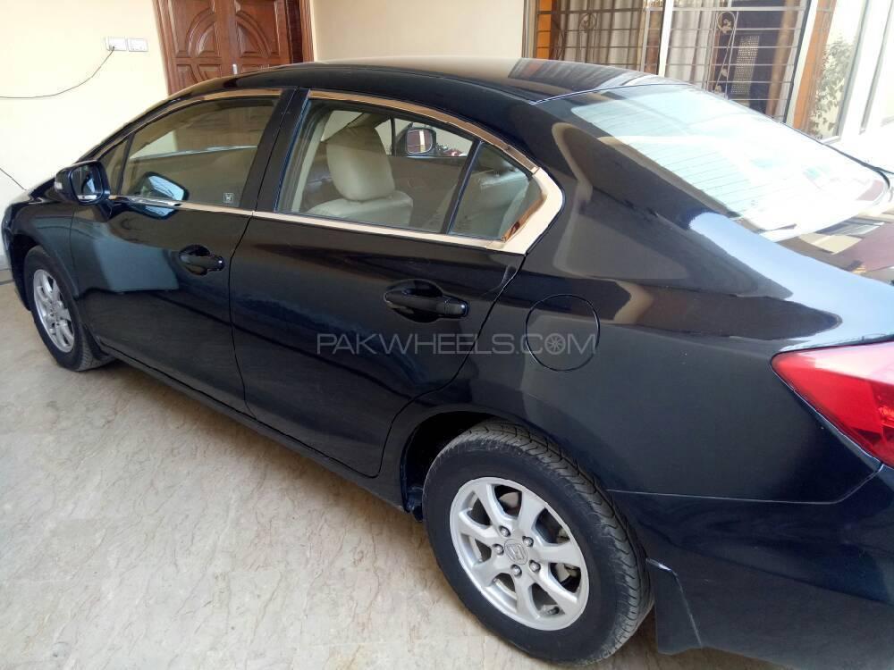 Honda Civic Vti 1 8 I Vtec 2013 For Sale In Sahiwal