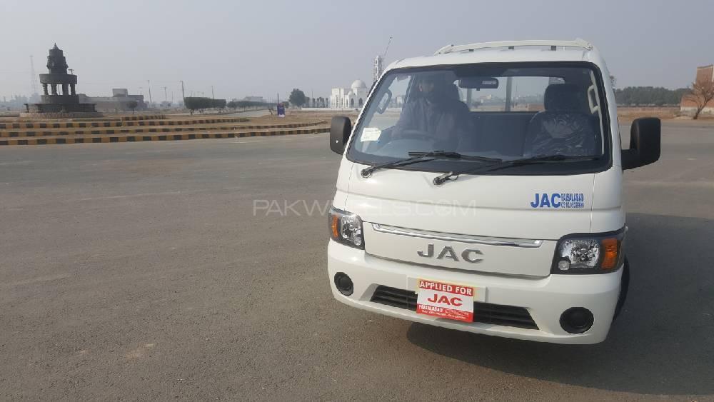 JAC X200 Base Grade 2018 Image-1