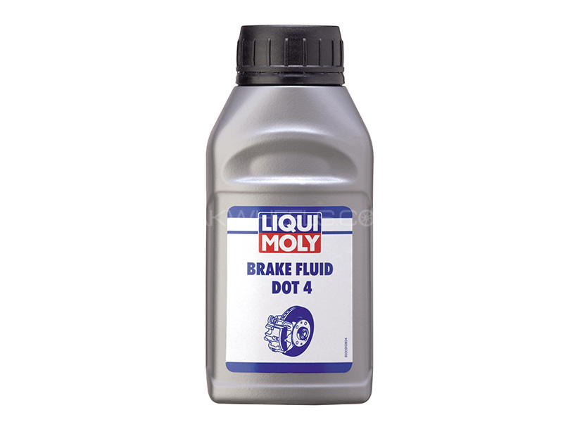 LIQUI MOLY Brake Fluid DOT4 Synthetic - 250 ML Image-1