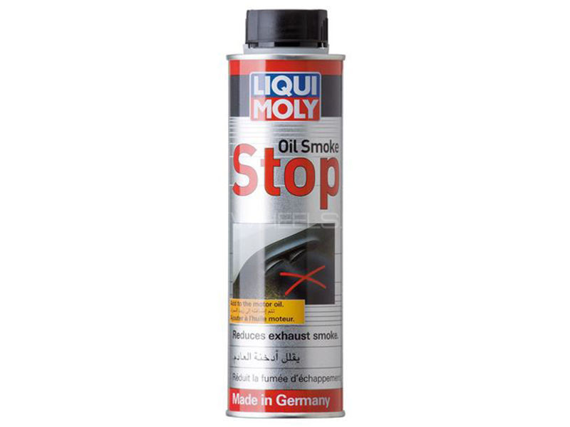 LIQUI MOLY Oil Smoke Stop - 300 ML Image-1