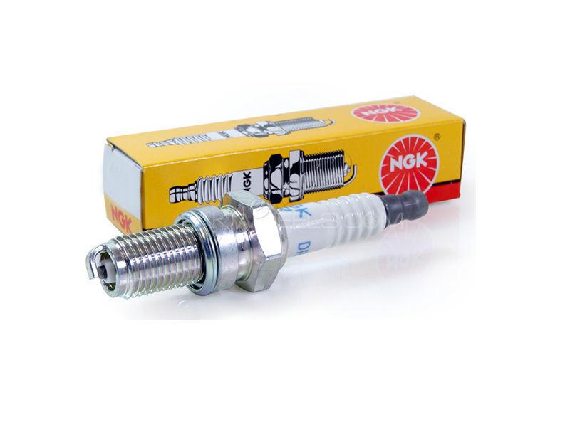 NGK BKR5EYA-11 Standard Spark Plugs 4pcs Image-1