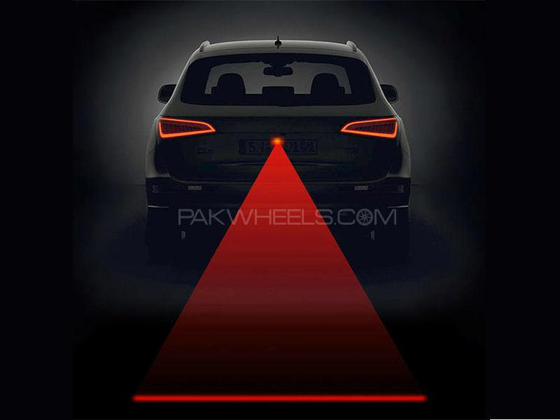 Universal Brake Fog Laser Light - Car in Karachi