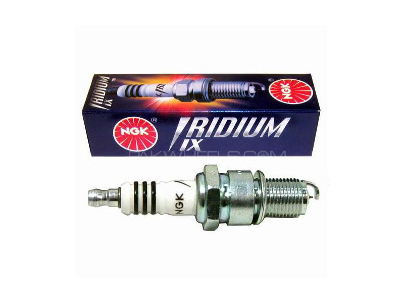 NGK IKR7AIX Iridium Spark Plugs 4pcs in Karachi