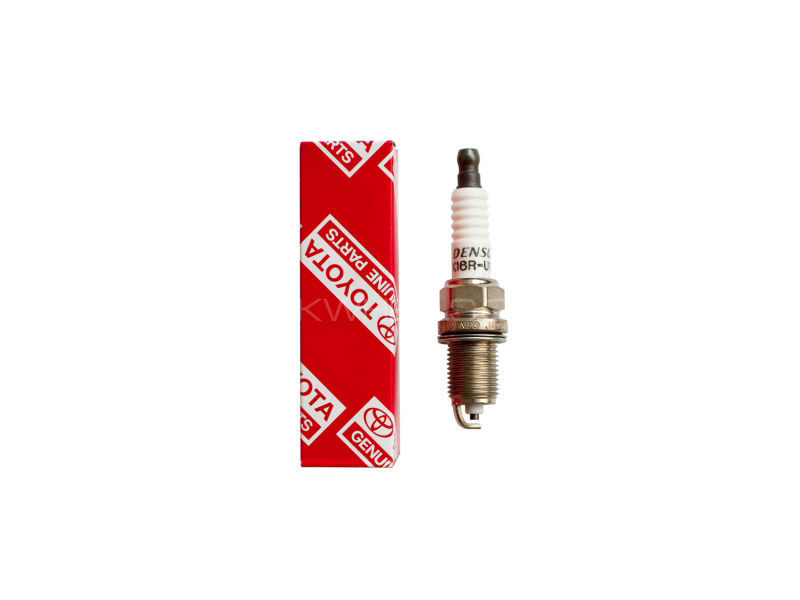 Toyota Genuine Iridium Spark Plug 4pcs SC20HR11 Image-1