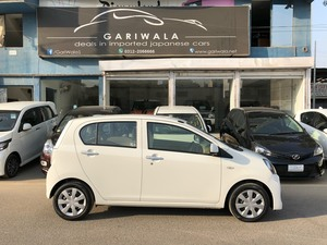 ®GARIWALA® Daihatsu Mira, E.S, L-SAPackage,  660C.c, Super White, Eco-Idling Stop Technology, Model 2016, Fresh cleared/import 2018, Original 2,800 K.M (0-Meter) ( Verifiable ),  Original 6-A Grade Auction sheet ( verifiable ), Key Start, Power Windows,  Original Central Locking, Original Side Matching Mirrors,  Power-steering, CD/USB player, Air bags, ABS Braking System, Air-Bags Original Brand New Tyre,