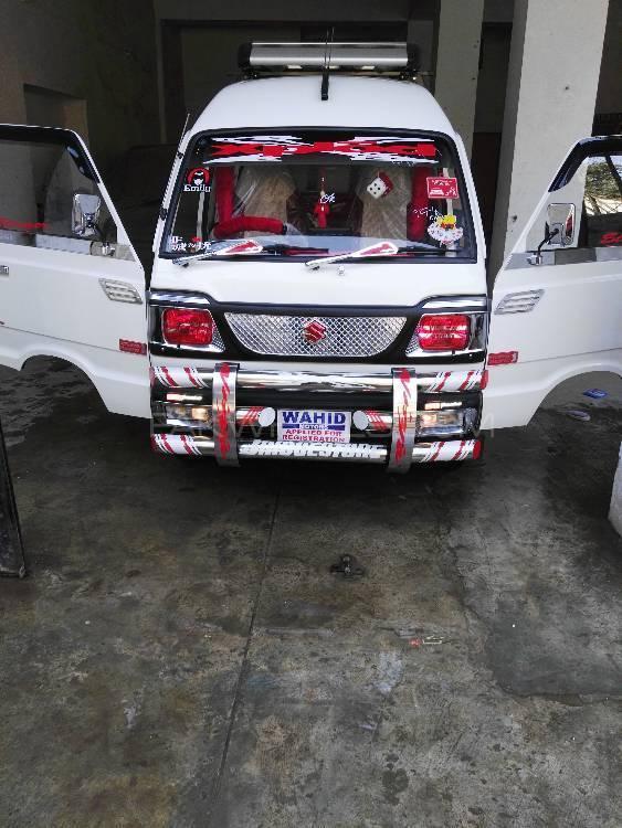 Suzuki Bolan Vx Cc