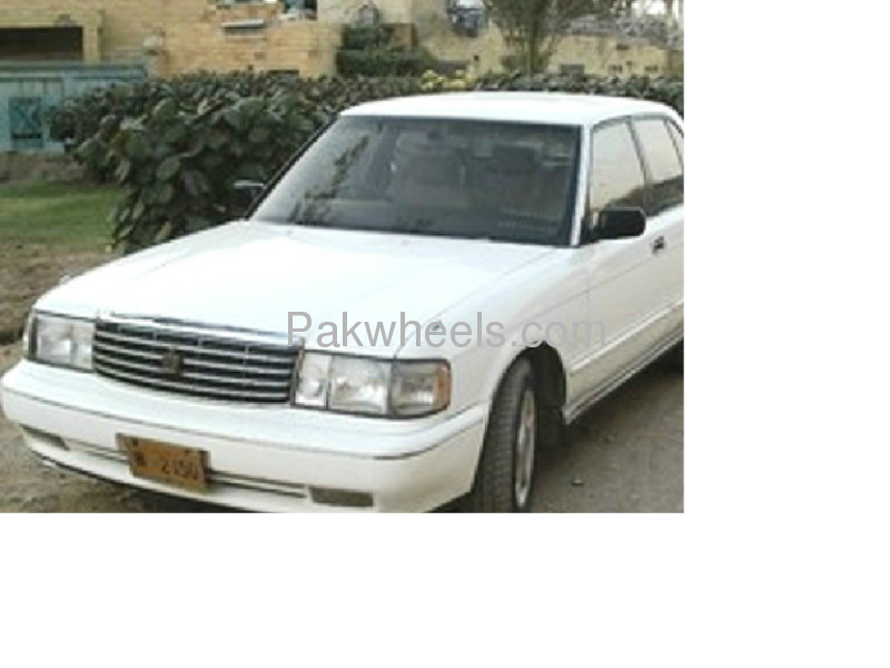 Toyota Crown Royal Saloon Premium 1993 Image-1