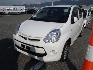 Used Toyota Passo X 2014