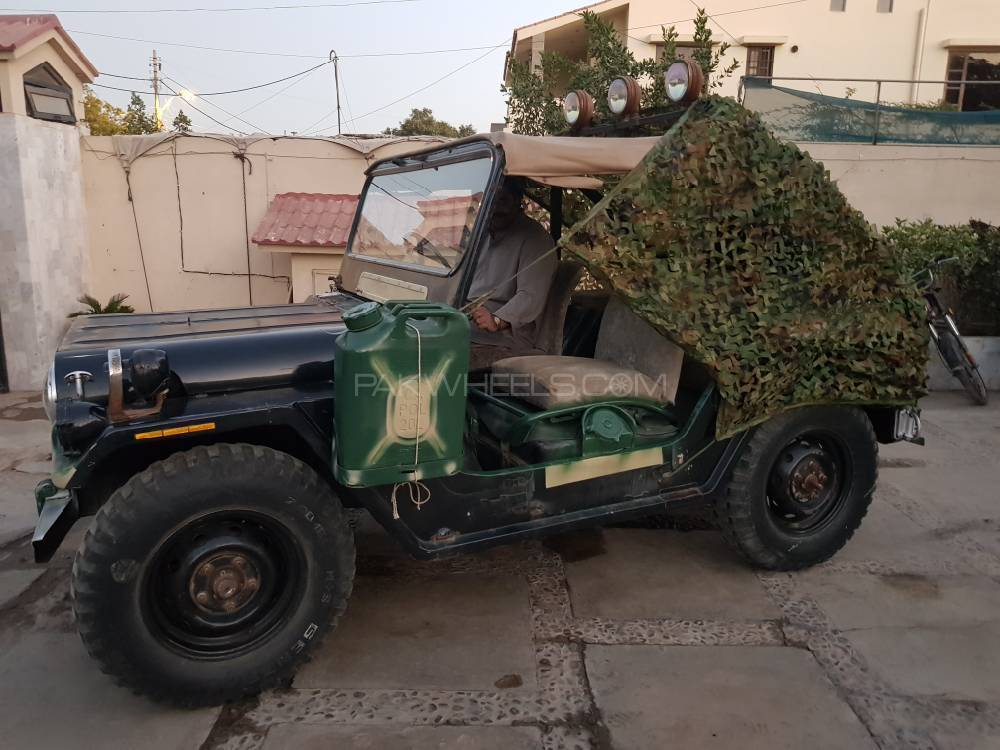 Jeep M 151 1976 Image-1