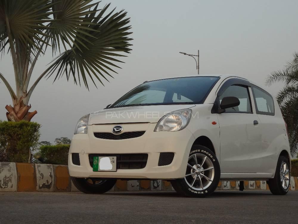 Daihatsu Mira X 2008 Image-1
