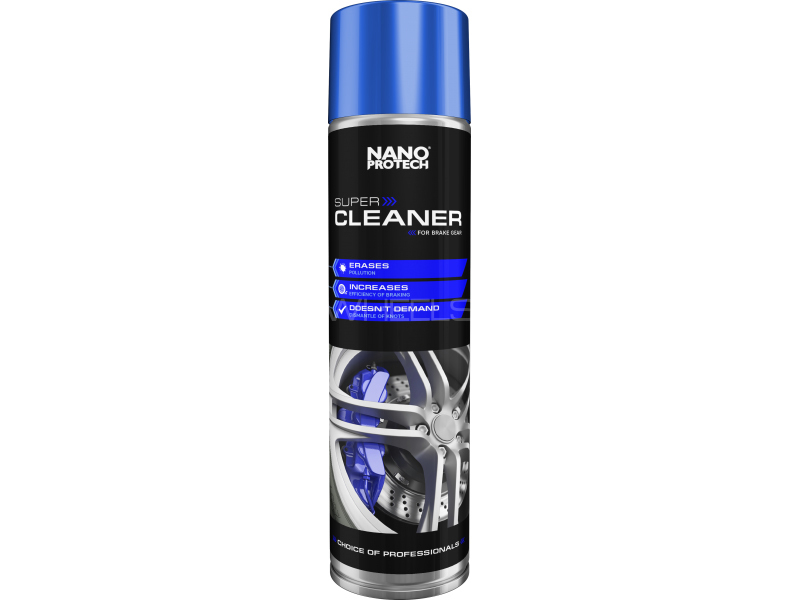 Nano Protech Brake Cleaner - 300 ml in Karachi