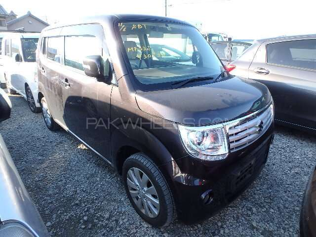 Suzuki MR Wagon 10TH ANNIVERSARY LIMITED 2014 Image-1