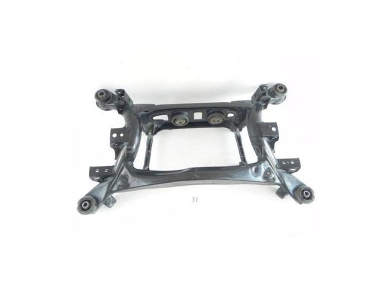 Suzuki Wagon R Front Suspension Frame  Image-1