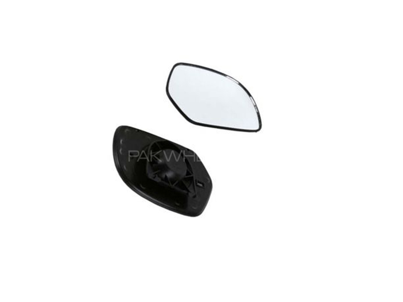 Suzuki Wagon R Side Mirror Reflecting Glass 1pc in Lahore
