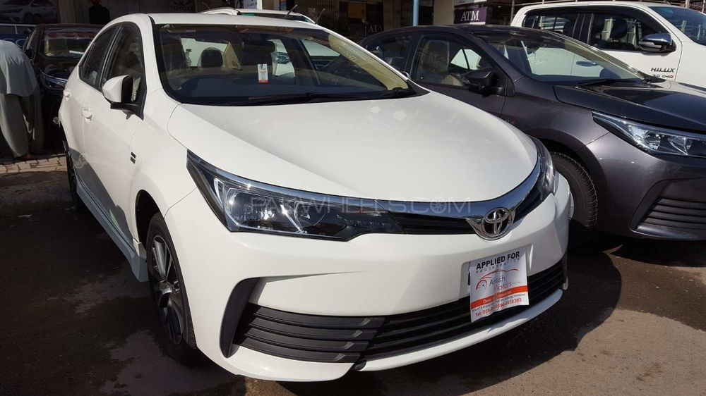 Toyota Corolla Automatic Cars For Sale
