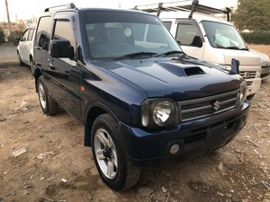 Suzuki Jimny 2009 Jldx For