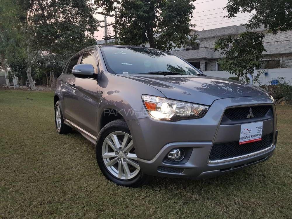 Mitsubishi Rvr 2012 Image-1