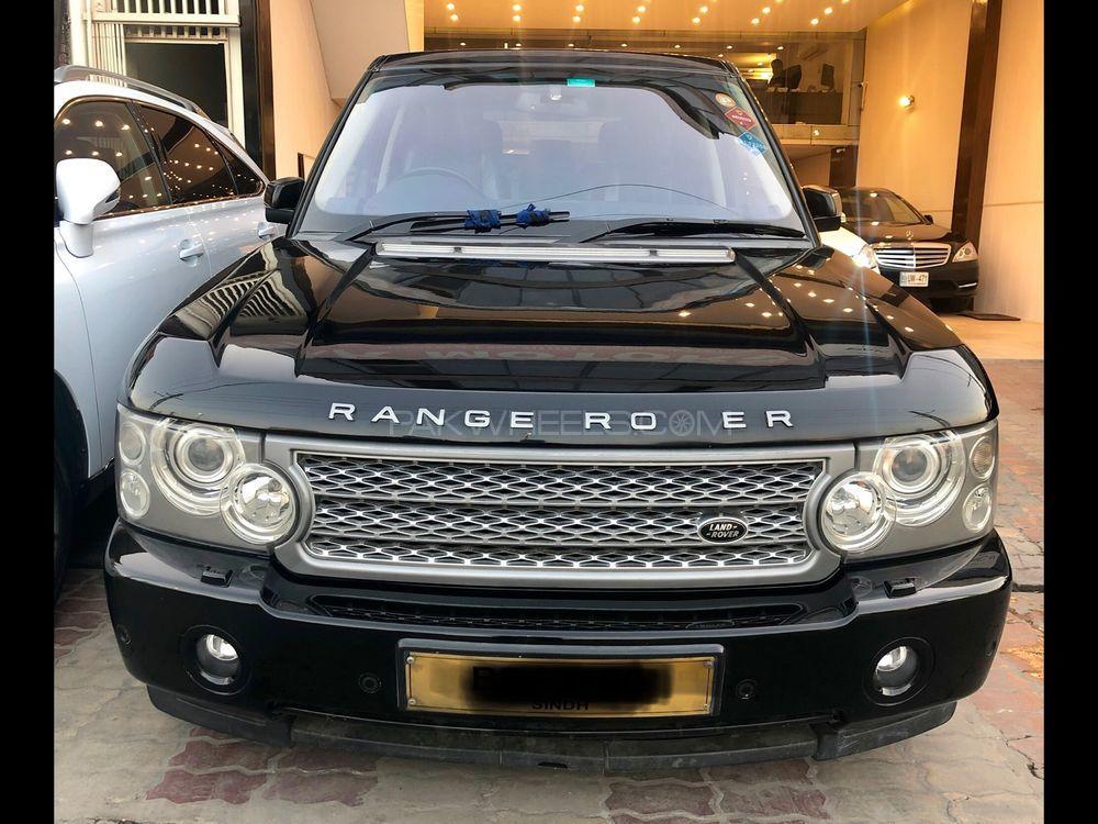 Range Rover Vogue 4.4 V8 2007 Image-1