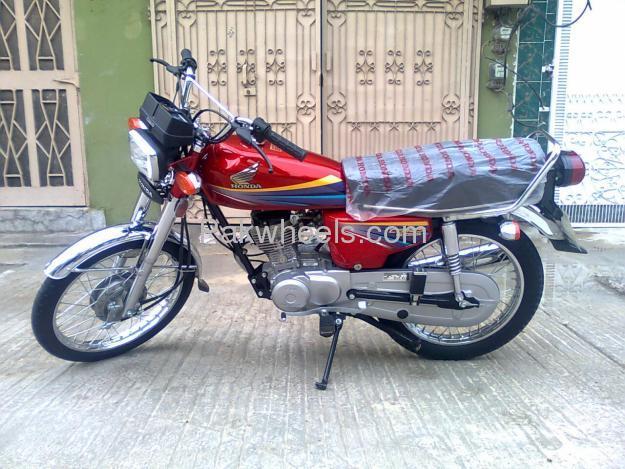 Used Honda CG-125 2010 Bike for sale in Lahore - 102642 | PakWheels