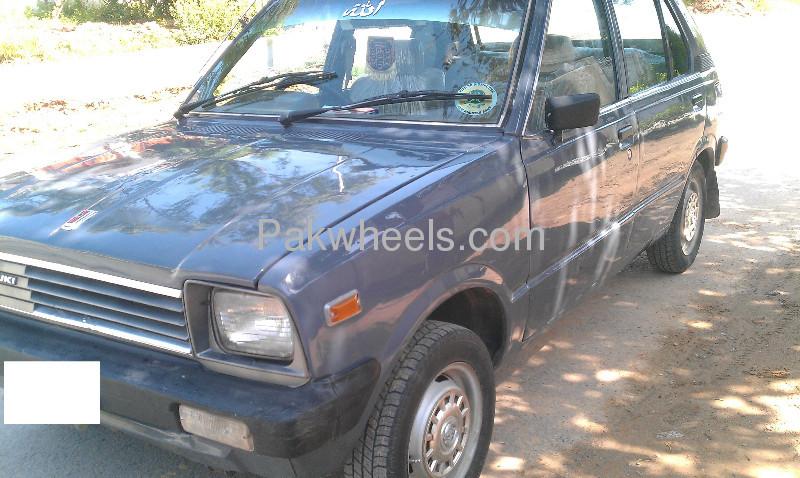 Suzuki FX 1988 Image-3