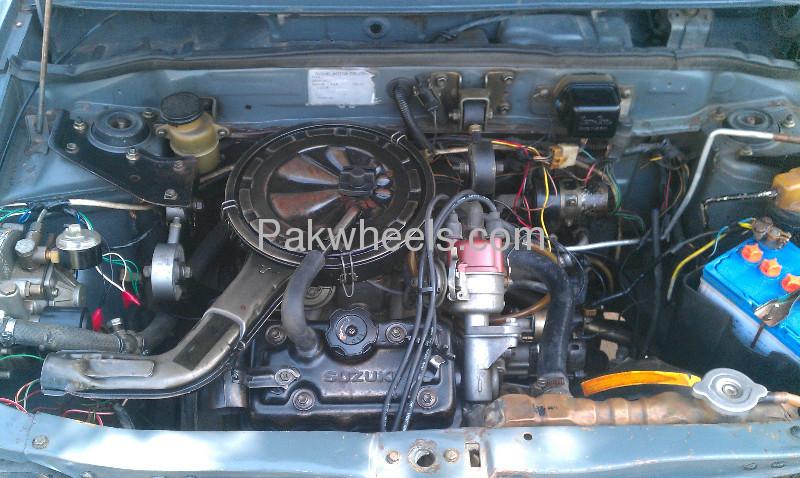 Suzuki FX 1988 Image-4