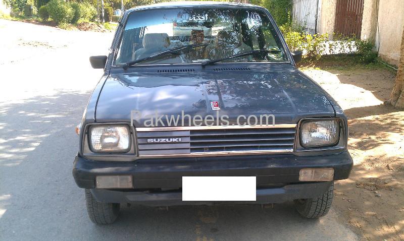Suzuki FX 1988 Image-6