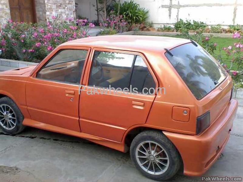 Suzuki FX 1990 Image-1