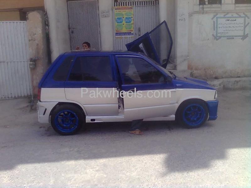 Suzuki Mehran Alto Full modification & Lamboo Door kit Image-1