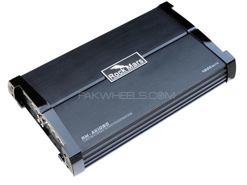 Rockmars 4ch Amplifier RM-AK1050 in Lahore