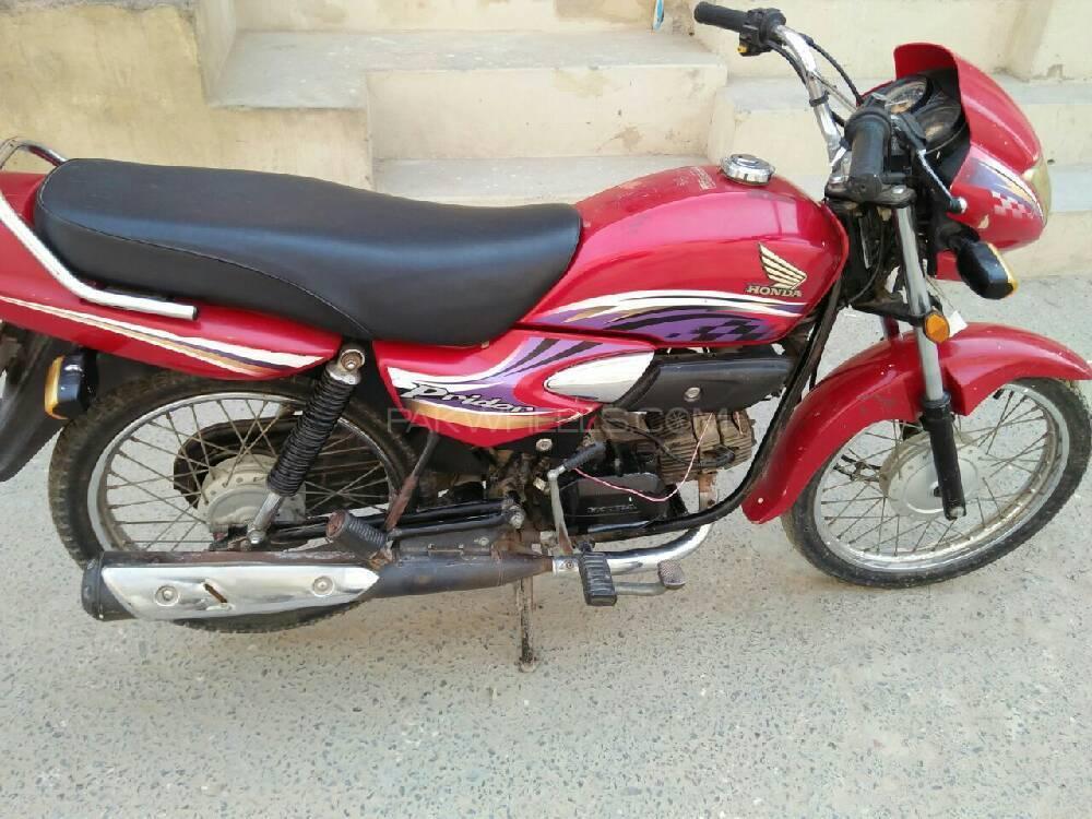 Honda Pridor 2014 Image-1