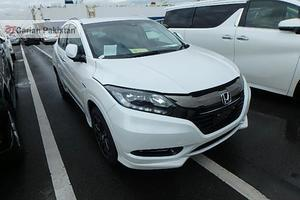 Used Honda Vezel Hybrid Z Honda Sensing  2017