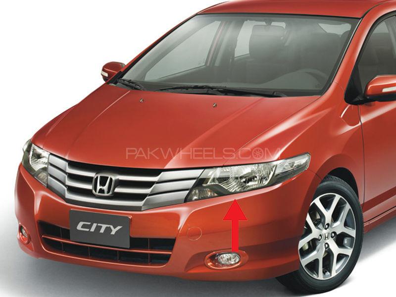 Honda City TYC Head Lamp 2009-2015 - 1 Pc LH in Lahore