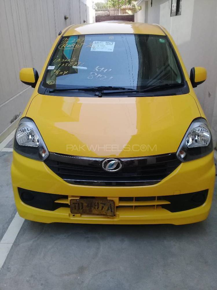 Daihatsu Mira X Limited Smart Drive Package 2015 Image-1